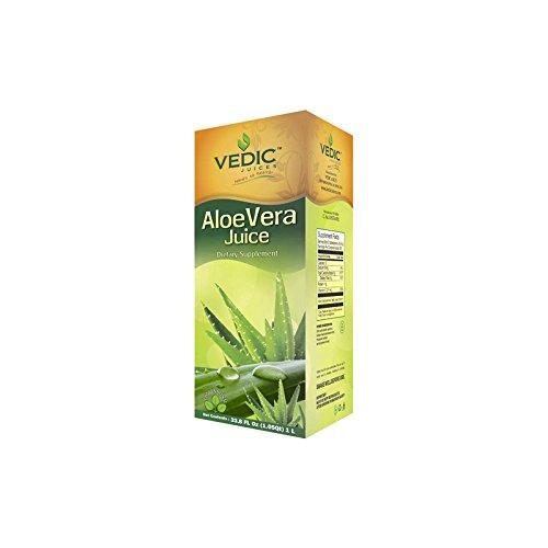 Vedic Juices, Aloe Vera Juice, 1 Liter(ltr)
