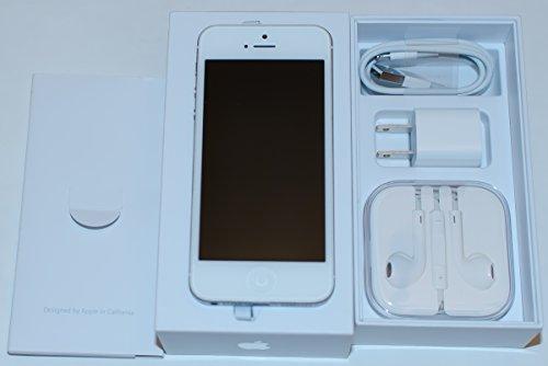 Apple iPhone 5 32GB (White) - Verizon Wireless