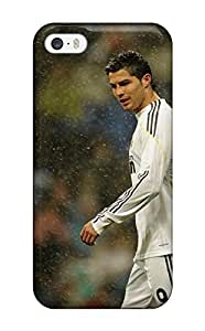 For CaseyKBrown Iphone Protective Case, High Quality Case For Sam Sung Galaxy S5 Cover Cristiano Ronaldo Real Madrid Skin