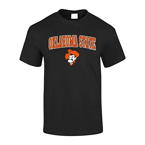 Elite Fan Shop Oklahoma State Cowboys TShirt Black - M