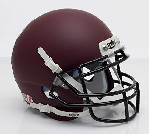 Montana Helmet - Schutt NCAA Montana Grizzlies Mini Authentic XP Football Helmet, Paw Alt. 1