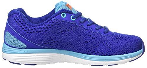 white Chaussures Outdoor Lonsdale Multisport Lisala Blue Femme ocean Bleu blue zqS5TSt