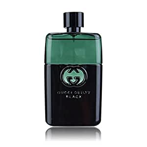 Gucci Guilty Black By Gucci Eau De Toilette Spray 3 Oz For Men