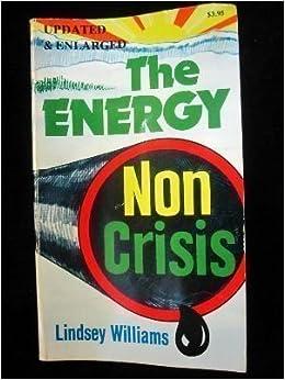 Book The Energy Non-Crisis