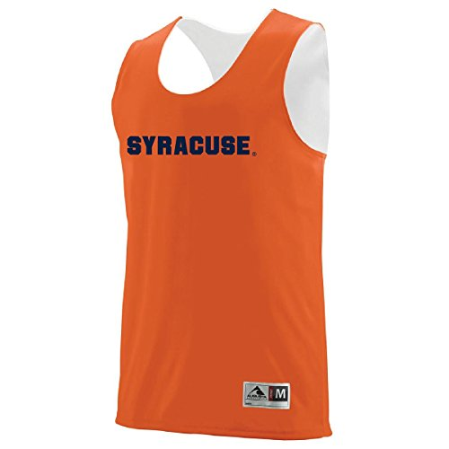 Holloway Sportswear Mens Collegiate Replica Basketball Jersey. 228109 Syracuse University 3XL