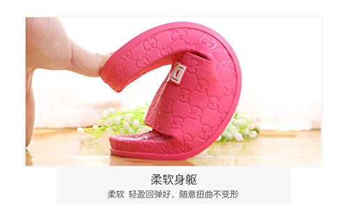 Mei plastic thick antiskid Hong 41 base home Lovers summer slippers slippers xTxq4Z