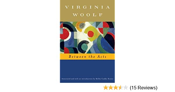 Woolf between pdf acts virginia the