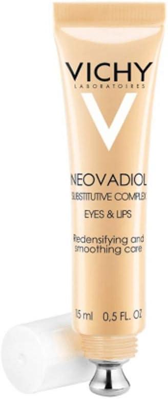 Vichy Neovadiol Gf Olhos e Labios Fluido Antiidade 15ml