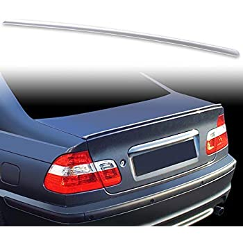 PXR Brilliant Black Pearl FYRALIP Painted Factory Print Code Trunk Lip Wing Spoiler For 2005-2010 First Generation Chrysler 300 300C SRT8 Fast Delivery Easy Installation Perfect Fit Exterior Accessories