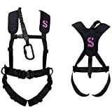 Summit Treestands Women's Sport Safety Harness, Medium