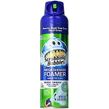 Superieur Scrubbing Bubbles Foaming Bathroom Cleaner (3 PACK) (20 Ounce 3 Pack, SPRAY