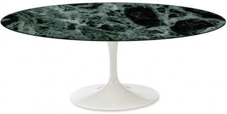 Tavoli.Design Mesa Tulip Eero Saarinen Ovalada 140 x 80 Mármol ...