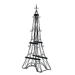 Home Locomotion Eiffel Tower Jewelry Holder
