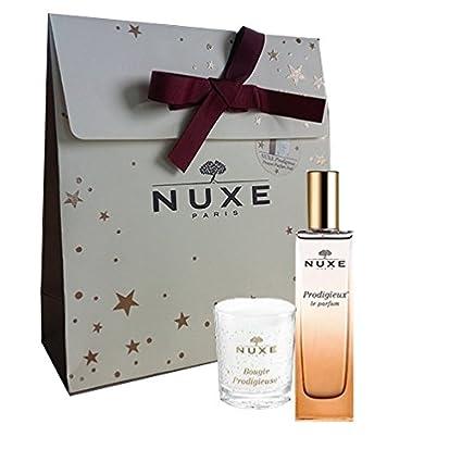 Nuxe estuche neceser Noel Prodigieux Perfume + Bougie ...