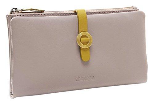 Abbacino SS16 WALLET BECA/PALE PINK - Cartera de mano para mujer, color rosa, talla Talla única: Amazon.es: Zapatos y complementos