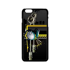Creative Black Building Pattern Hot Seller High Quality Case Cove For Iphone 6