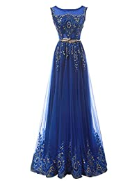 Audrey Bride Chic Evening Gowns for Woman 2016 Formal Prom Dresses