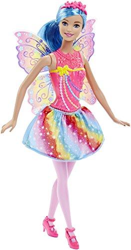 Barbie Fairy Doll, Rainbow Fashion