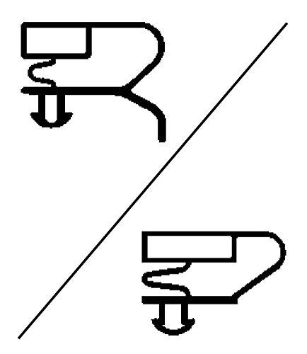 Joint magnétique à clipser Dim. 620x 498mm–Couleur Gris pour tables