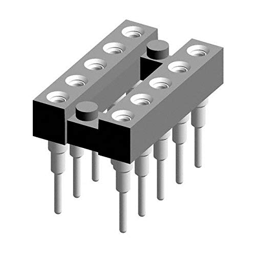 116-87-210-41-006101 Preci-Dip Connectors, Interconnects Pack of 100 (116-87-210-41-006101)