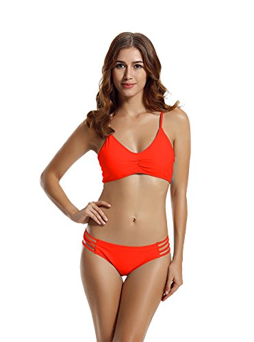 zeraca-Womens-Strap-Side-Bottom-Halter-Racerback-Bikini-Bathing-Suits-FBA