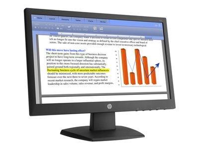 HP Monitor V194 V5E94A6#ABA LED Monitor