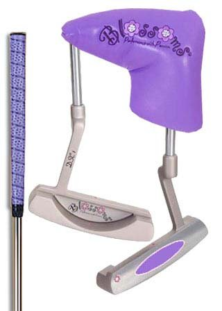 Amazon.com: Blossoms dsc1 Blade Putter de golf Lavanda W ...