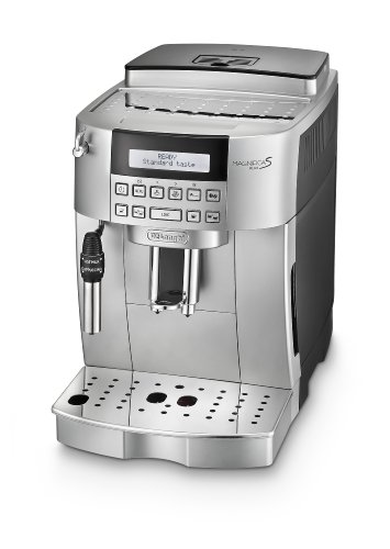 Price comparison product image De'Longhi Fully Automatic Bean to Cup Coffee Machine ECAM22.320.SB by De'Longhi