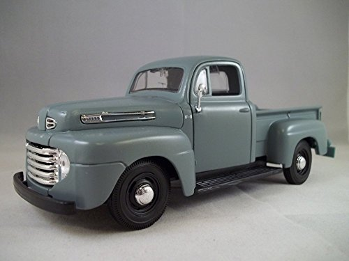 Ford Truck Pickup F1 - Maisto 1:25 Scale 1948 Ford F-1 Pickup Truck