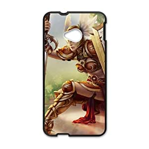 HTC One M7 Cell Phone Case Black Leona League of Legends 011 JSY4219189KSL
