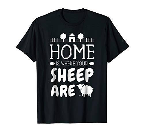 Animal Funny Sheep T-shirt (Funny Sheep Shirt I Animal Lamb Farmer Farm Gift T-Shirt)