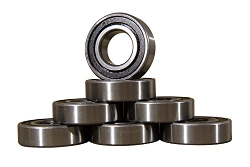Eoslift B-1 | 8 pcs Replacement Pallet Jack Truck Wheel Bearings for Load / Steer Wheels - All Series by Eoslift