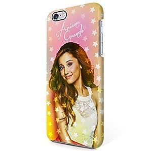 Ariana Grande iPhone 6, iPhone 6S Hard Plastic Phone Case Cover