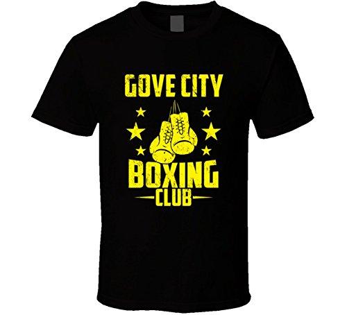 Jokertshirt Gove City Kansas Boxing Club Cool Sports Fitness T Shirt L Black