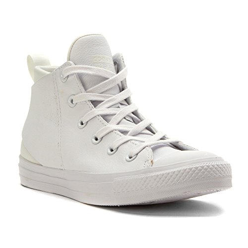 Converse - Chuck Taylor All Star Sloane Monochrome Leather Hi  Women's Lace Up