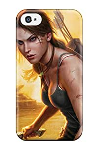 Christopher B. Kennedy's Shop Ideal Case Cover For Iphone 4/4s(tomb Raider The Beginning), Protective Stylish Case 9063567K96290566