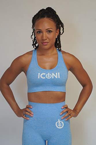 ICONI Women's Seamless High-Waisted Legging
