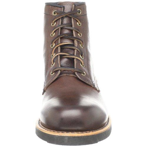 FRYE Arkansas Mid Lace 87052, Herren Stiefeletten Dark Brown - 87052