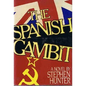 book cover of The Spanish Gambit