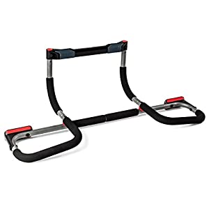 Perfect Fitness Multi Gym Doorway Pull Up Bar and Portable Gym System
