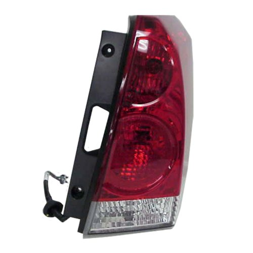 TYC 11-6151-00 Nissan Quest Passenger Side Replacement Tail Light Assembly