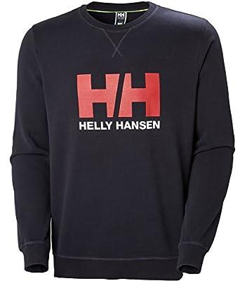 precio limitado vende compra especial Helly Hansen HH Logo Crew Sudadera, Hombre