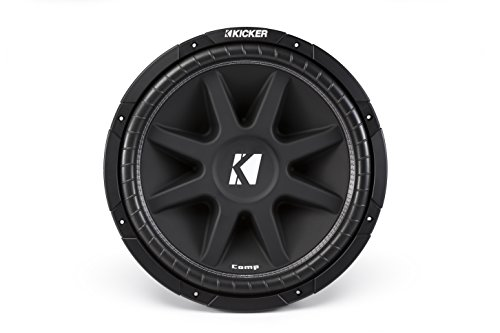 "KICKER Comp 15"" 600W Car Subwoofer Power Sub Woofer C154 C15 4 Ohm 