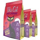 Tiki Cat Born Carnivore Chicken & Fish Luau 11.1lb Review