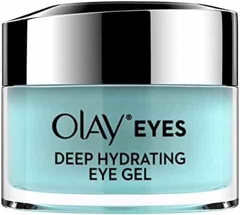 Olay Eyes Deep Hydrating Eye Gel with Hyaluronic Acid, 0.5 fl oz  Packaging may Vary