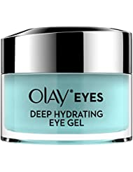 Olay Eyes Deep Hydrating Eye Gel with Hyaluronic Acid, 0.5 fl oz Packaging may Vary