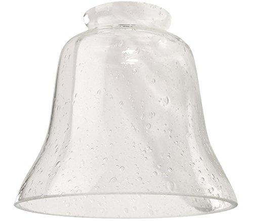 Ellington Glass Ceiling Fan (Craftmade 391 Fan Glass, 2-1/4
