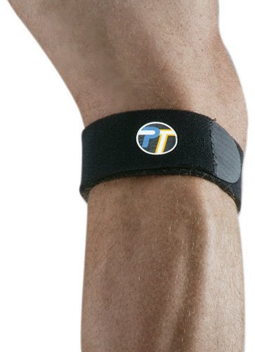 (Pro-Tec Athletics Back of Knee Wrap )
