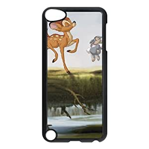 iPod Touch 5 Cell Phone Case Black Bambi II AG6105484