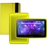 Visual Land Prestige 7G ME7G8TC-YEL 7-Inch 8 GB Tablet (Yellow)